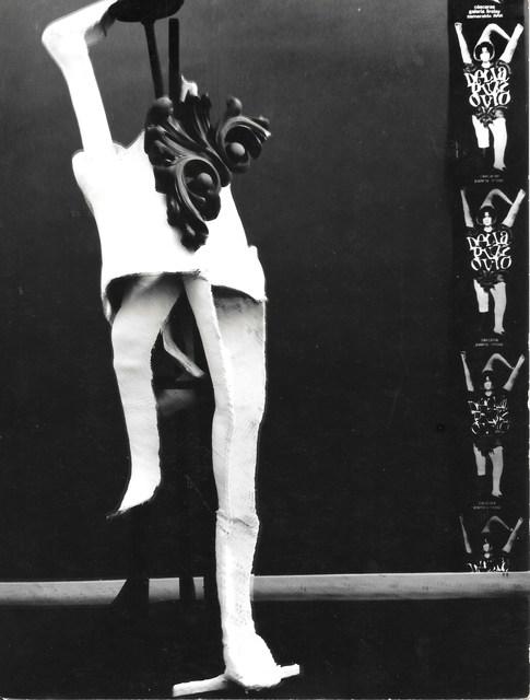 "Dalila Puzzovio, 'Untitled ""Cascaras""Galería Lirolay, Buenos Aires, Argentina, 1963.', 1963, Rolf Art"