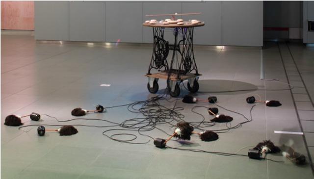 Yuko Mohri, 'MA-CHINE-GIC', Meta Gallery