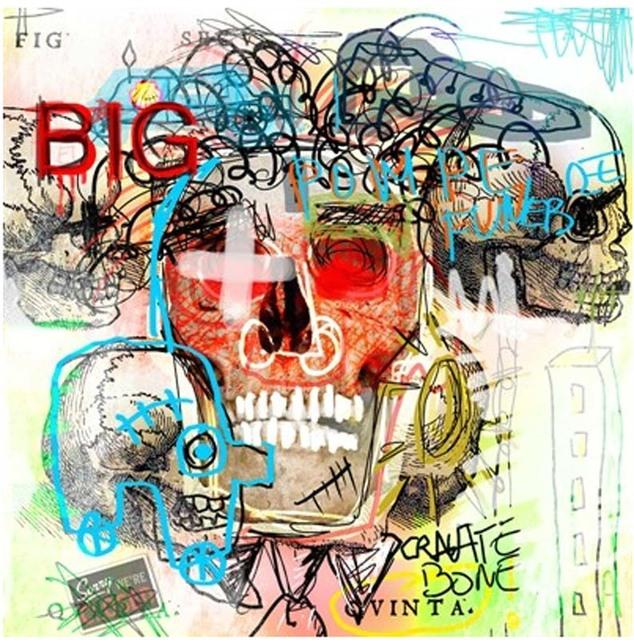Captain Fluo, 'Hommage à Basquiat', ca. 2009, Photography, C-print, VOZ'Galerie