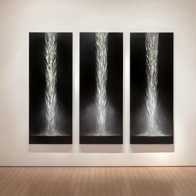 , 'Flow I, II, III,' 2018, Callan Contemporary