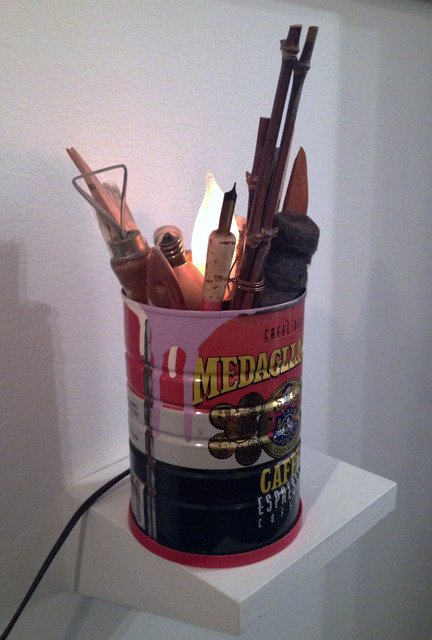 , 'Coffee Can Collection,' 1996, Gallery NAGA
