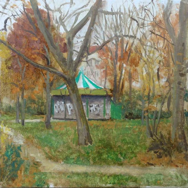 , 'Bois de Vincennes 1, Paris,' 2017, Galerie Pixi - Marie Victoire Poliakoff