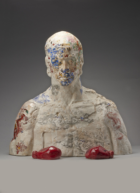 , 'Boxer,' 2014, Catharine Clark Gallery