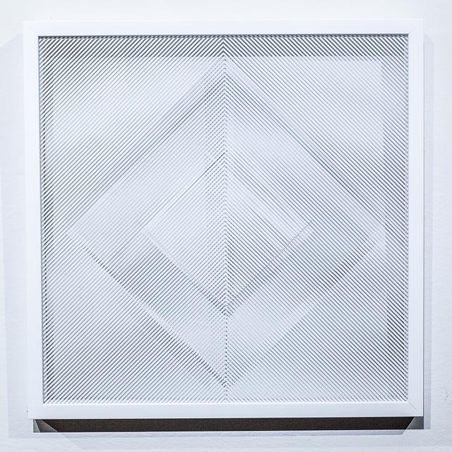 , 'MASKS N°15 DIVIDE EDITION,' 2014, Bluerider ART