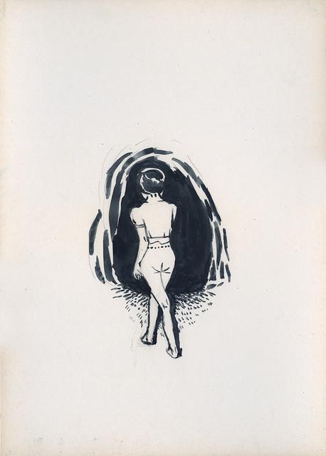 , 'Untitled [Hole],' 2012-2014, LETO