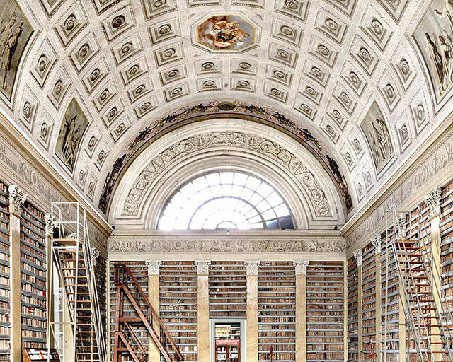 , 'Palatina Library II, Parma, Italy | World Libraries,' 2012, CHROMA GALLERY
