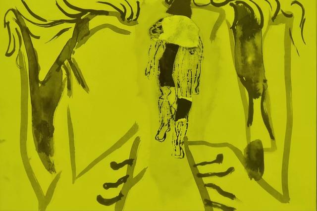 , 'The Glimpse into Chaos of Essence,' 2016, Boccanera