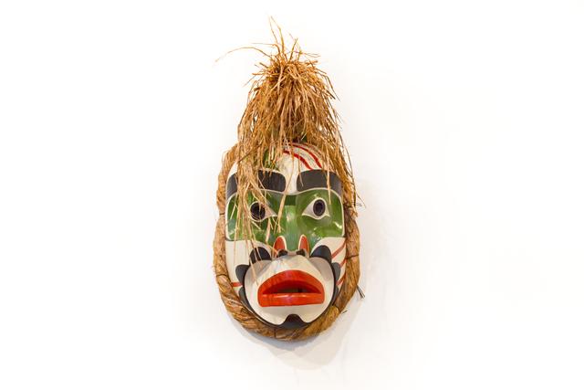 , 'Atlakim Mask I,' 1997, Fazakas Gallery