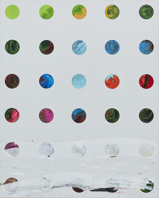 Kim Yong-Ik, 'Erased Utopia #16-1', 2016, Kukje Gallery
