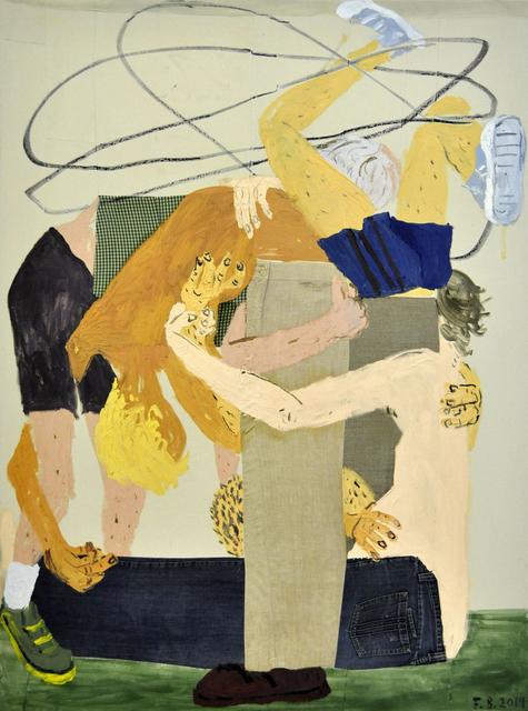 , 'Gruppenaufnahme,' 2014, Galerie Mikael Andersen