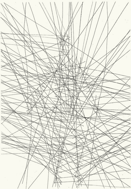 , 'Track I,' 2016, Cristea Roberts Gallery
