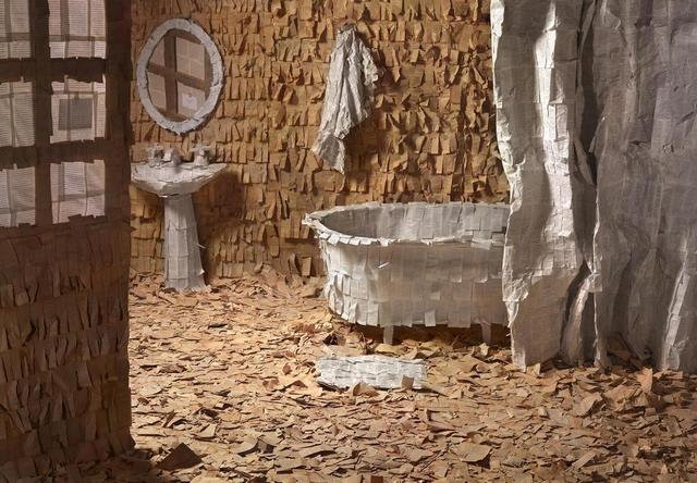 , 'The Scribe's House (The Bathroom),' 2012, Artemisa Gallery