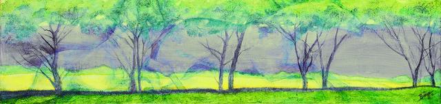 , 'Pines,' 2012, Walter Wickiser Gallery