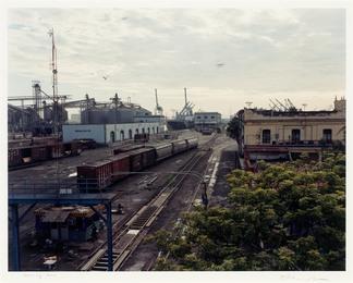 Puerto Veracruz Railyards