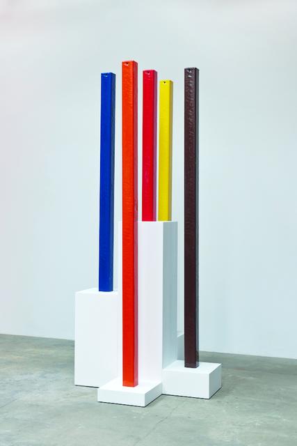 , 'Podium,' 2012, S1 Artspace