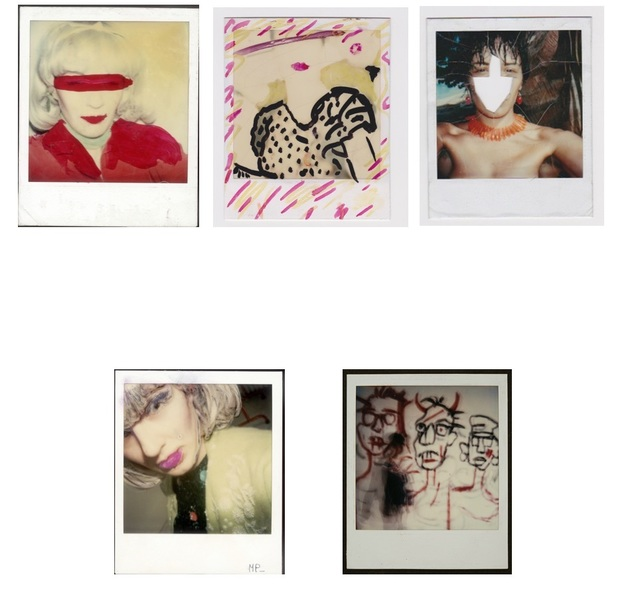 Maripol, 'Untitled (Polaroids) ', 1978, Jo Shane + Maripol