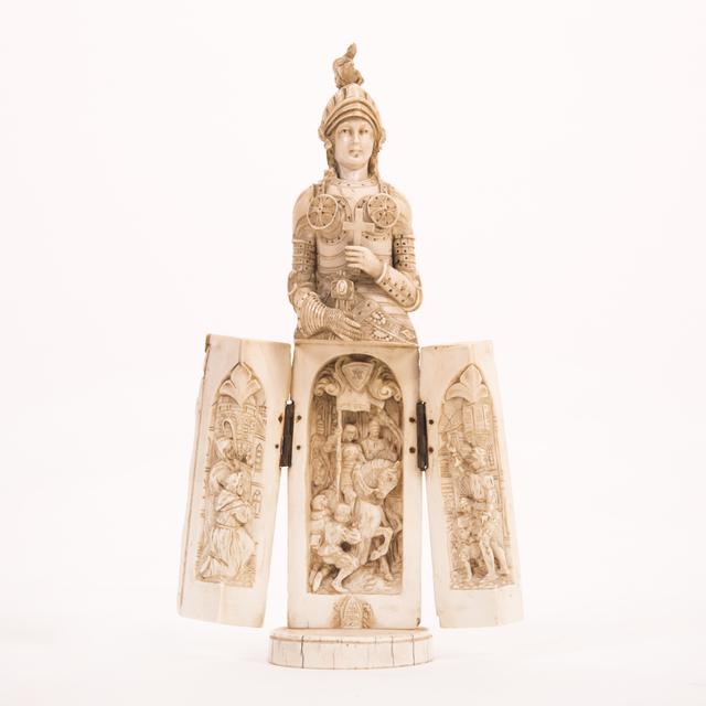 , 'Juana de Arco,' , Galería Windsor