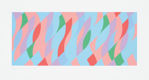 Bridget Riley, 'From One to the Other,' 2005, Phillips: Evening and Day Editions