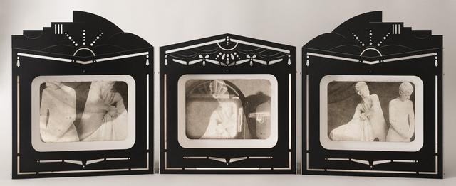 , 'Natilus Theater Trio,' 2019, Catherine Couturier Gallery