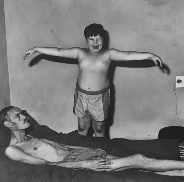 Roger Ballen, 'Sickroom', 2000, Elizabeth Houston Gallery