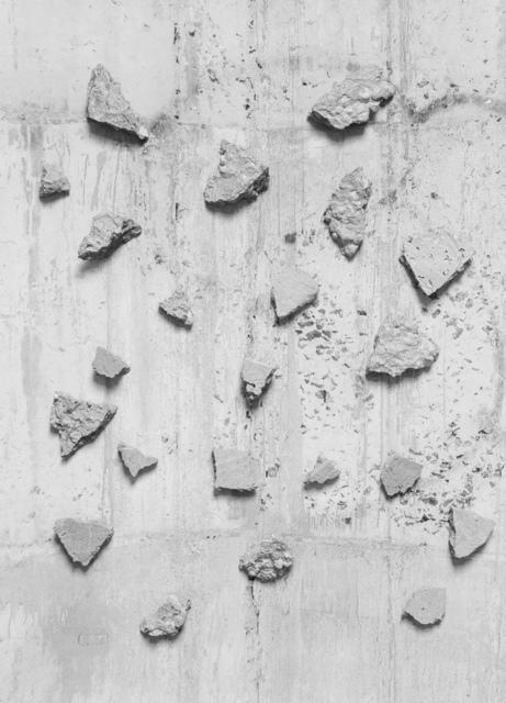 , 'Concrete Concrete #1,' 2015, Galerie pompom