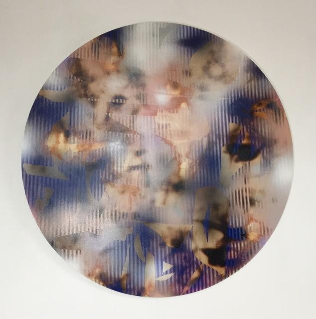 , 'Nacre, plea and entice 5,' 2016, Artêria