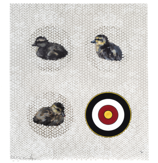 Charming Baker, 'Sitting Ducks', 2017, Tate Ward Auctions