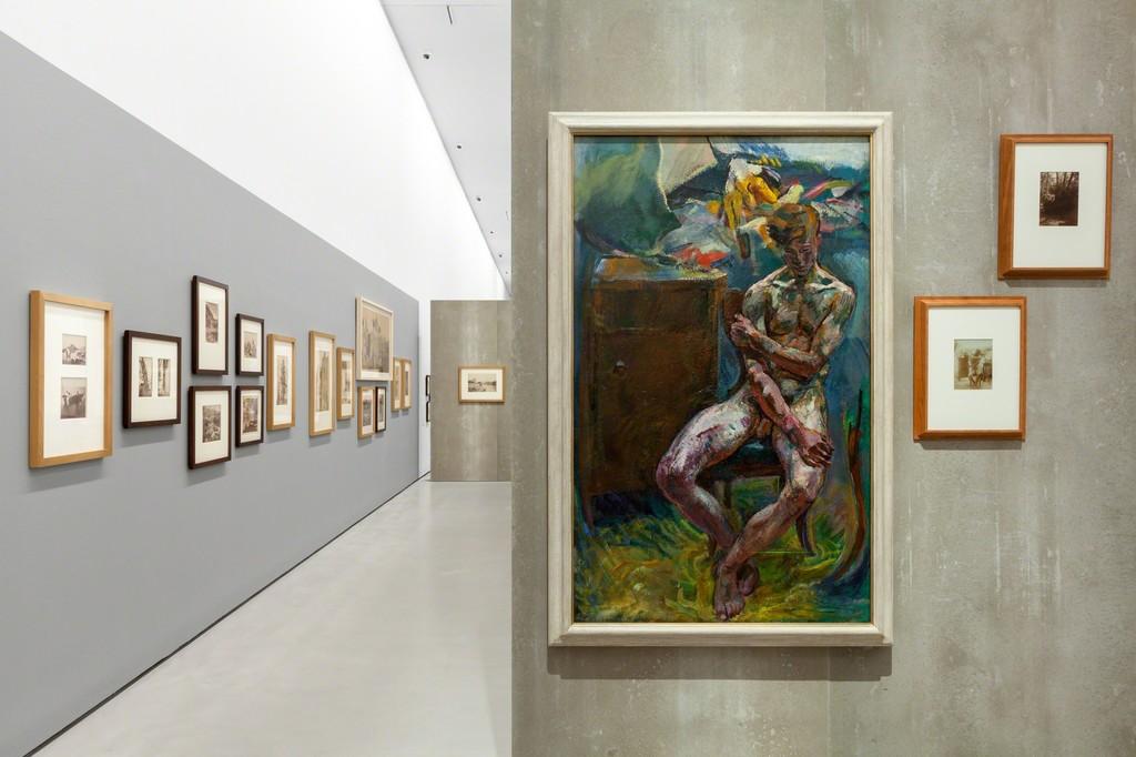 Exhibition View, INSPIRATION PHOTOGRAPHY Photo: © Belvedere, Vienna