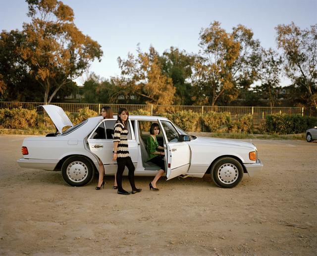 , 'Ana y Amigas,' 2008, Shoshana Wayne Gallery