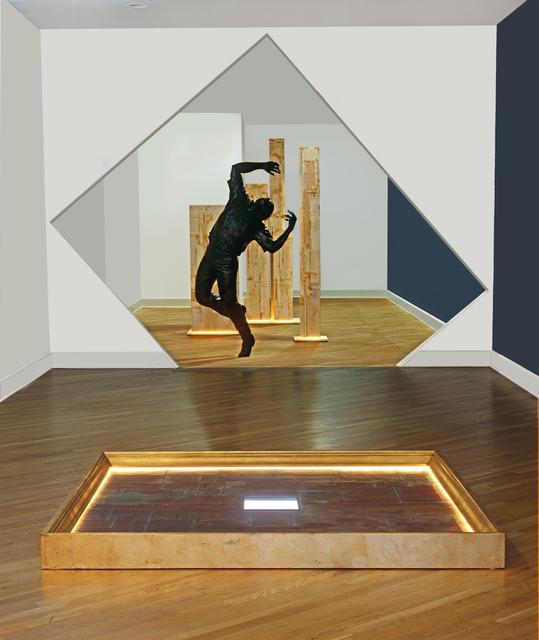 , 'Dialogue,' 2015, Fernando Luis Alvarez Gallery