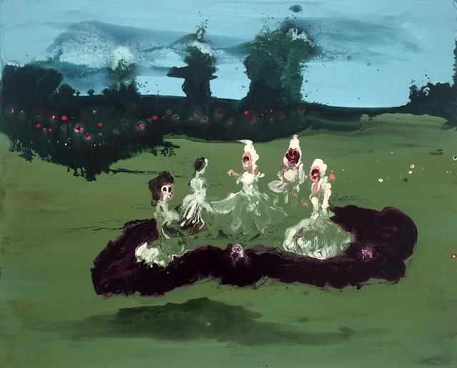, 'Flying Carpet,' 2016, Half Gallery