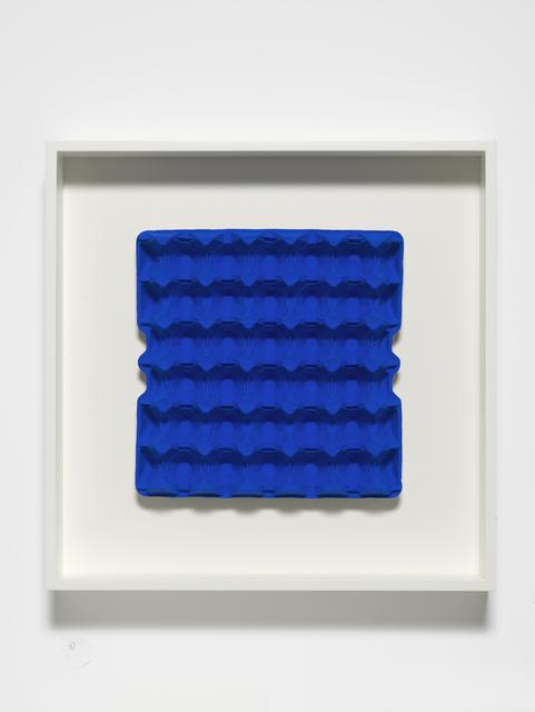 Gavin Turk, 'Yves Klein Blue Box ', 2017, Mimmo Scognamiglio / Placido