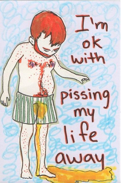 , 'I'm Ok,' 2015-2016, Tillou Fine Art