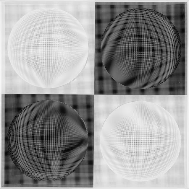 , '4 Esferas Expansivas,' 2015, RGR+ART
