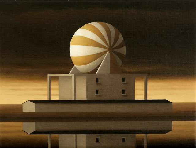 , 'Factory - Gold Ball,' 2007, Flowers