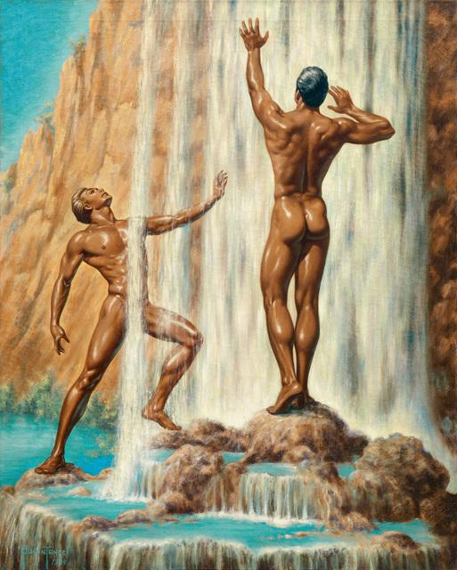, 'Rainbow Falls,' 1954, TASCHEN