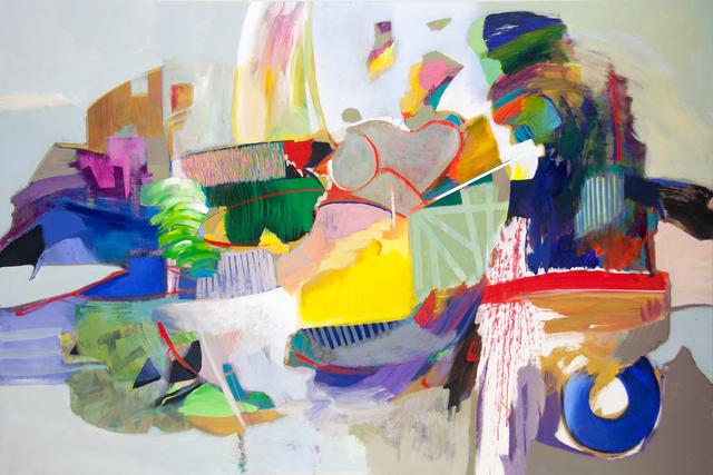 , 'Heartline,' 2018, Avran Fine Art