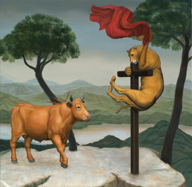 Juan Kelly, 'Lomo en Loma', 2013, Nüart Gallery