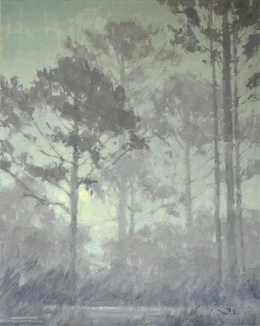 , 'Twilight Closes In,' , Davis Gallery & Framing