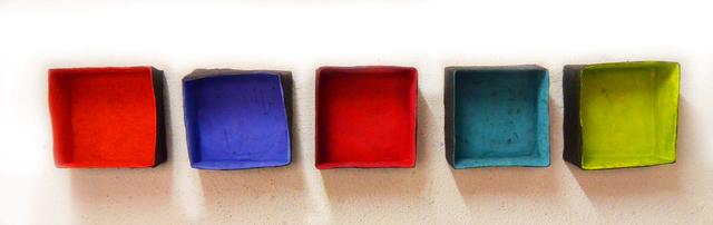 , 'Cajas de Vacío,' 2015, Lucia Mendoza