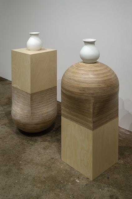 , 'Wobble,' 2017, DENK Gallery