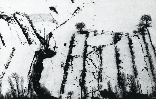 Mario Giacomelli, 'Paesaggio', 1967-1969, Robert Klein Gallery