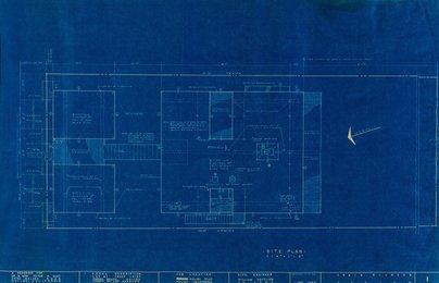 Elizabeth Hunt's Archive for Craig Ellwood's Hunt House