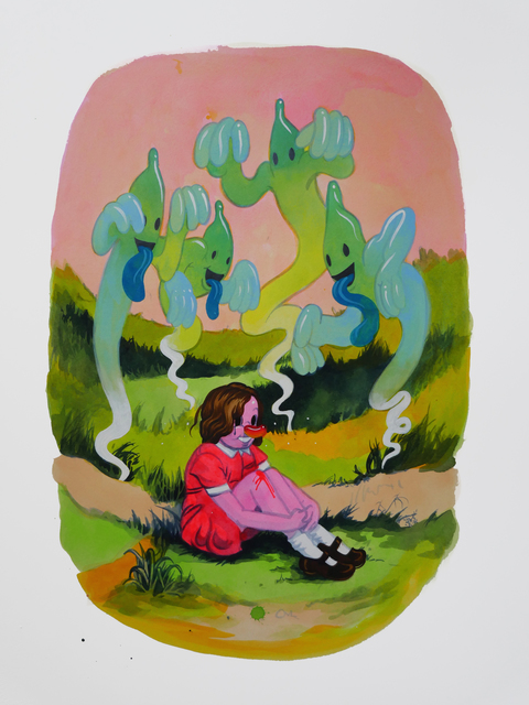 Victor Castillo, 'Cry Baby', 2017, KP Projects