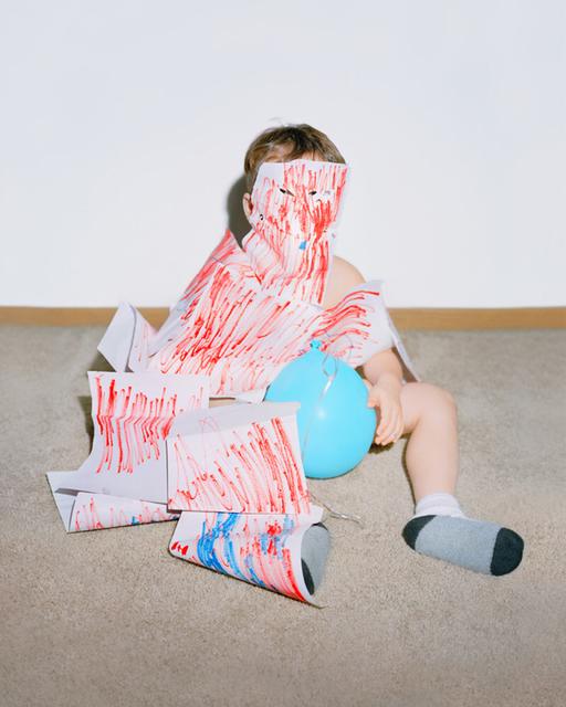 , 'Elijah,' 2016, 532 Gallery Thomas Jaeckel