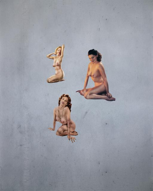 Christian Patterson, 'Pin-up Girls', 2009, Robert Morat