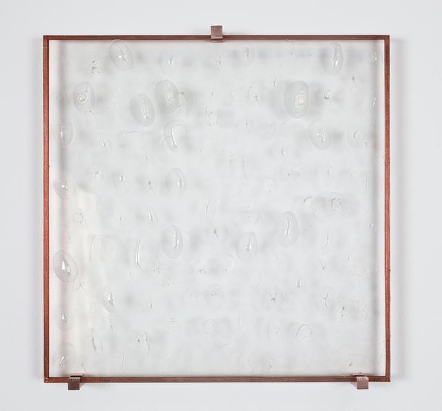 """, 'Vitrail touché à blanc """"9.2013"""",' 2013, Galerie Nathalie Obadia"""