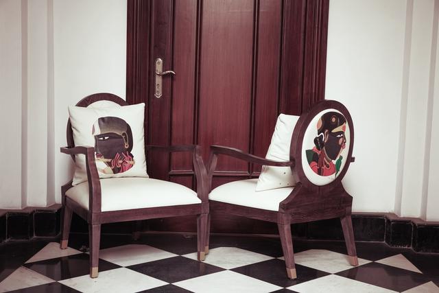 , 'Serenade Chairs,' 2018, Art Pilgrim