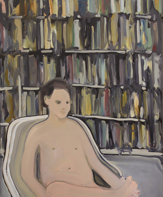 Rudy Cremonini, 'The Young Library', 2019, Galerie Thomas Fuchs