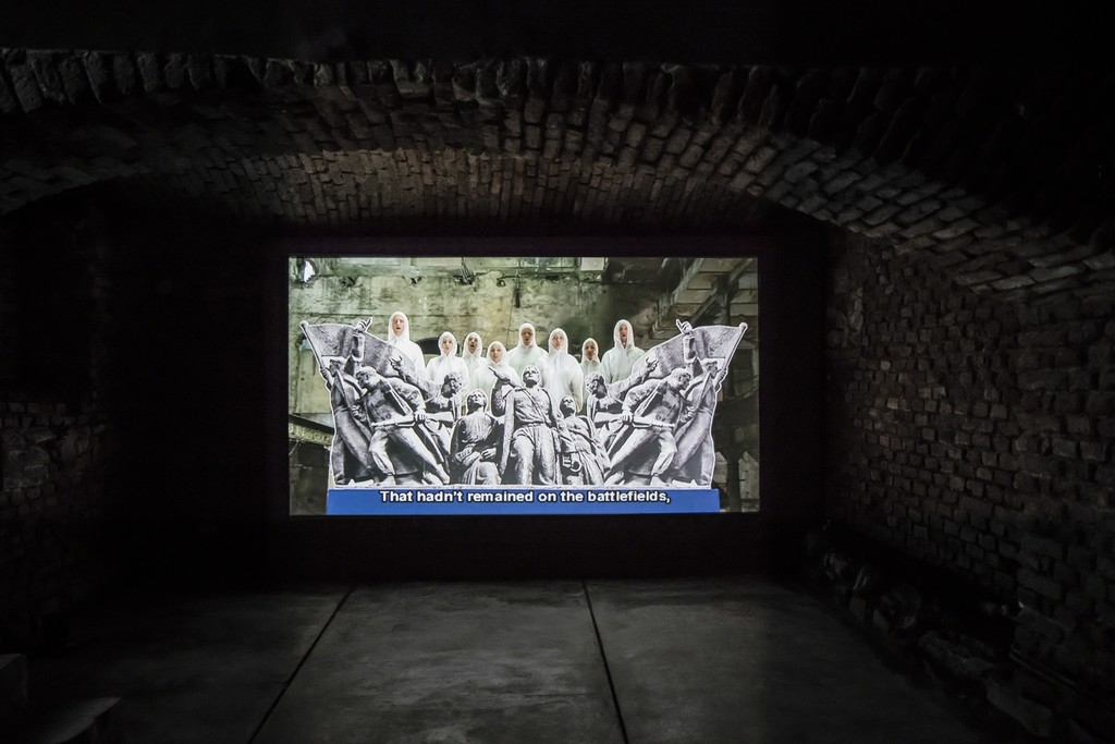 Chto Delat, 'Partisan Songspiel. A Belgrade story'